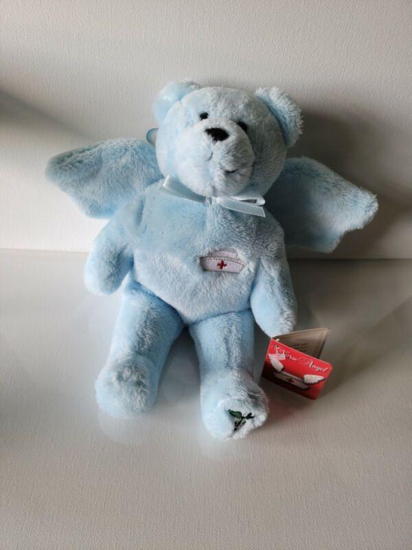 2004 Holy Bears Nurse Angel Blue *New*