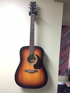 Simon & Patrick Songsmith Dreadnaught Sunburst