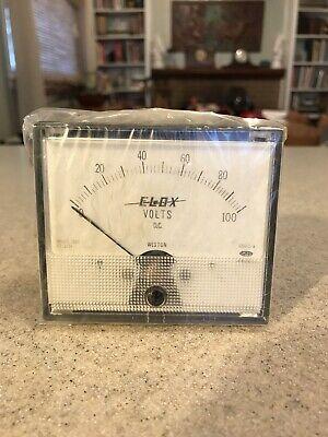 Elox Meter Model 1931 New Old Stock
