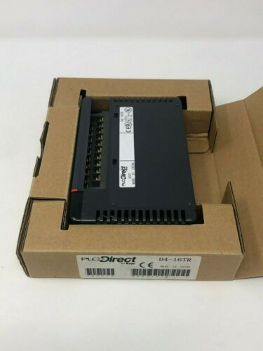 PLC DIRECT D4-16TR  ** GENUINE ** NEW IN BOX FREE SHIPPING