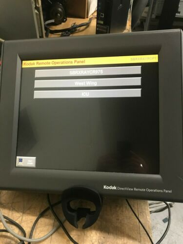 Carestream kodak ROP Remote Operations Panel