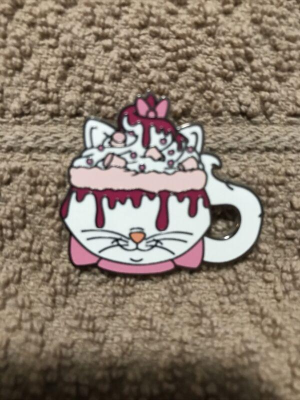 Rare - Disney Pin - Holiday 2019 - Hot Cocoa Mystery - Marie Cat - Aristocats