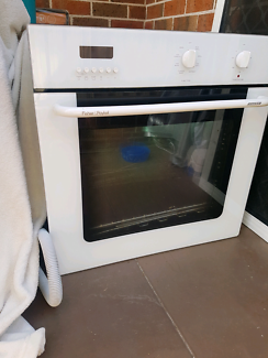 Oven Fischer and paykel  electric  fan forced