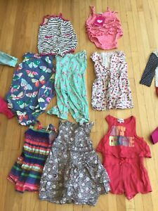 Baby clothes for a girl, size 6-18months