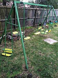 hills swing set Hurlstone Park Canterbury Area Preview