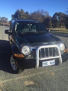 2005 Jeep Cherokee Wagon Reduced! Kaleen Belconnen Area Preview
