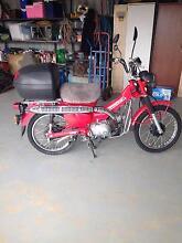 CT 2006 110 Honda postie posty Great Bike Deniliquin Murray Area Preview