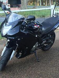 2009 Suzuki GS500F Black Hill Cessnock Area Preview