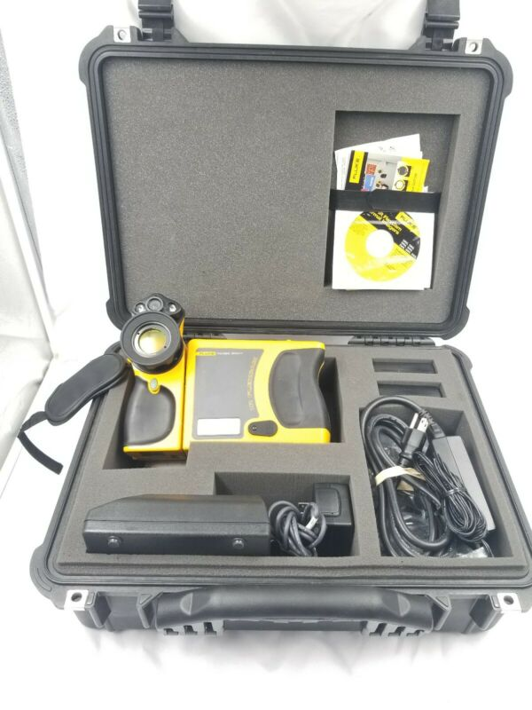 Fluke Ti55FT IR FlexCam Thermal Imager, SHIPS FREE!
