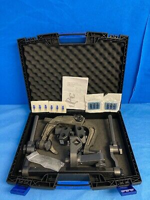 Doro Mayfield Pmi Radiolucent Headrest System W Pins Case Cervical Spine Neuro