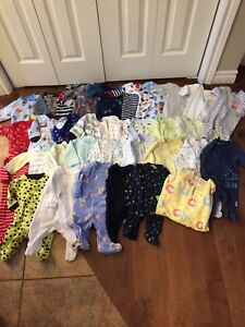 Baby boy clothes lot 0-3 months