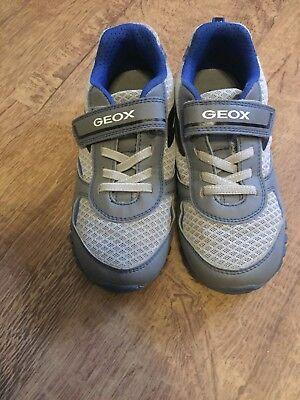 geox kinderschuhe Gr 31 In Grau