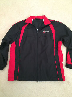 ACE netball jacket Albany Creek Brisbane North East Preview