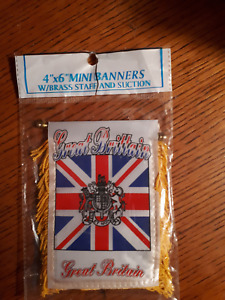 Great Britain Mini Banner