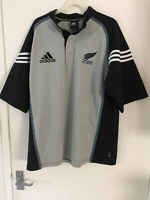 new zealand Adidas Rugby Shirt Size Large Climalite
