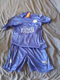 Leicester city vardy kit