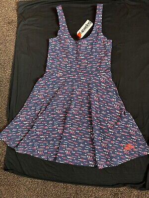 Superdry New Totem Rydell Dress Size XS