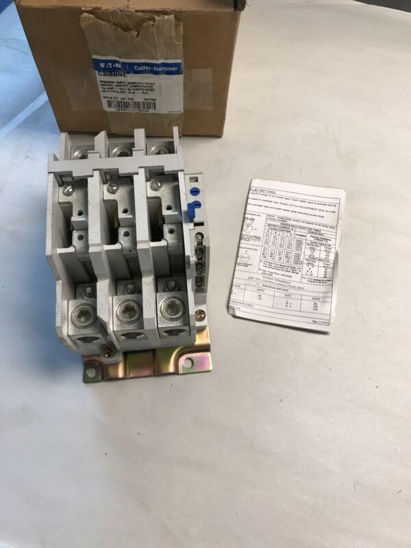Cutler Hammer C306NN3 Series A1 Overload Relay