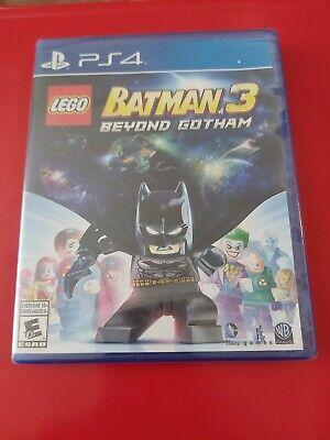 Batman 3 Beyond Gotham Ps4 NEW SEALED