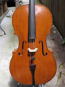 7/8 FRENCH CELLO, CA. 1830 Auchenflower Brisbane North West Preview