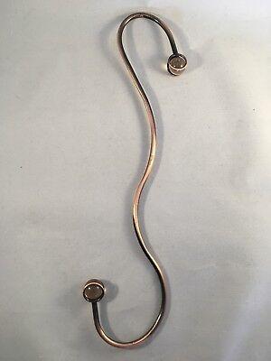 "Metal Extension Hanger Hook for Bird Feeder 10.5"""