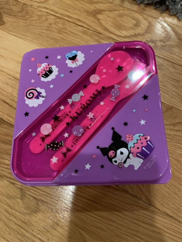 Sanrio Kuromi Lunch Box