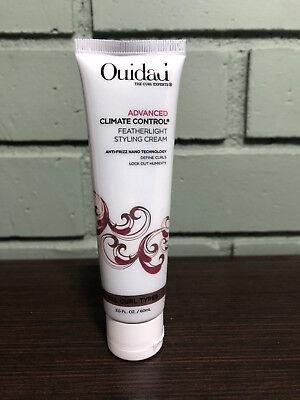 Ouidad Advanced Climate Control Featherlight Styling Cream 2Oz   New   Fresh