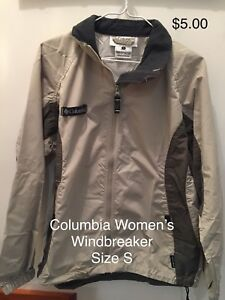 Women's Spring or Fall Jackets