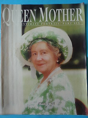 Vintage/ Collectable -  'Queen Mother - An Intimate Portrait'  Part Six