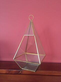 Wooden Tabletop Glass Terrarium Other Home Decor Gumtree