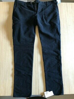 Incotex Mens Slim Fit Trousers Size 62