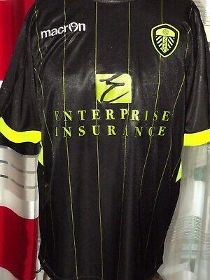 2011-12 Leeds United Away (L/XL) Shirt Jersey Trikot Maillot Camiseta Maglia,, image