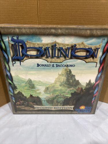 Dominion 2nd Edition Board Game Rio Grande Games - RIO531 NE