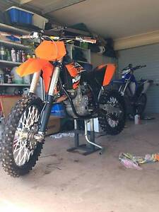 2010 ktm 450  very  cheap Paralowie Salisbury Area Preview
