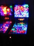 Pinbulbz and Arcades