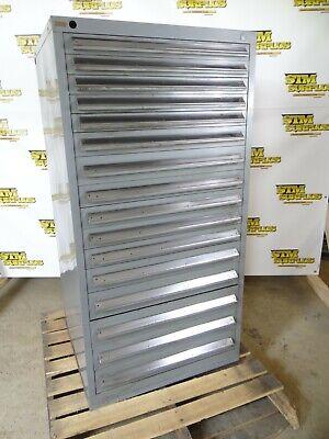 Vidmar Heavy Duty 16 Drawer Storage Cabinet