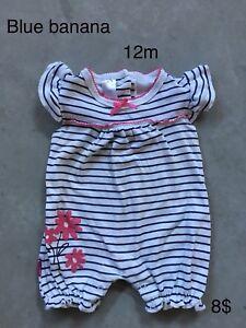 Vêtements fille 12mois