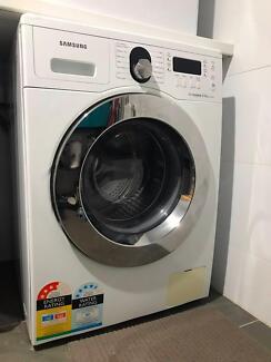 Samsung Front Loader Washing Machine 8KG