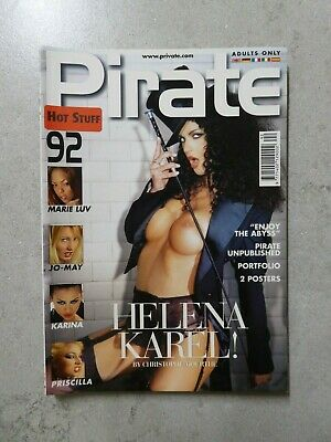 vintage glamour magazine pirate No.92 - Jo May