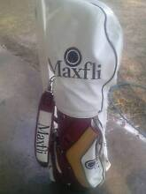 MAXFLI limited edition golf set Thagoona Ipswich City Preview