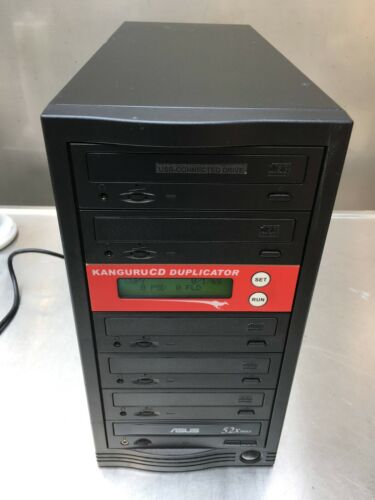 Kanguru CD 1-to-5 Duplicator CD Compact Disk