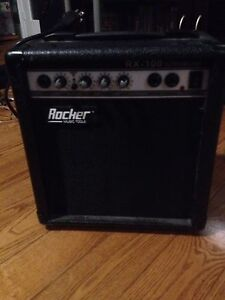 Rocker Guitar Amp