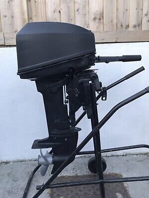 Mercury 15HP Outboard motor / Engine 2 Stroke / Standard Shaft