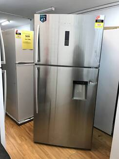OMOTION NOW!!! 593L Hisense stainless Steel Fridge ONLY $749