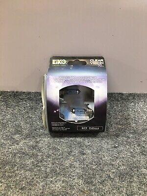 NEW Eiko H755CVXL2 Halogen Headlight Bulb Pair Clear Vision XL