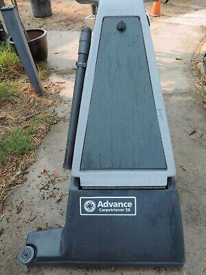 Advance Commercial Vacuum Carpet Treiver 28