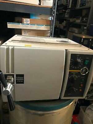 Tuttnauer 1730m Autoclave - Steam Sterilizer W 30 Day Parts Labor Warranty
