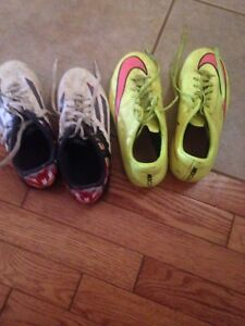 Great condition  size 6 and size 5 cleats