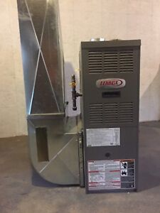 Lennox Gas Furnace with Duct