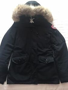 Authentic XXS Canada Goose Montebello Parka